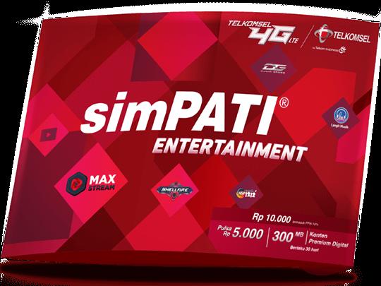 simPATI Telkomsel